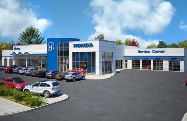 Dealer Honda Kendal