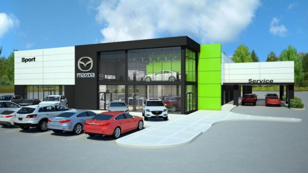 Dealer Mazda Tomohon