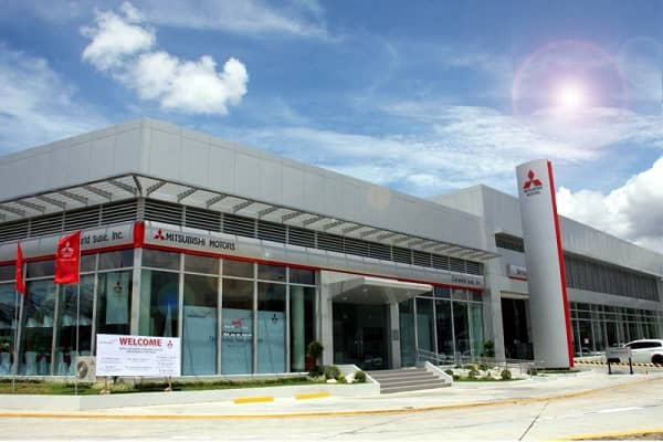 Dealer Mitsubishi Baturaja