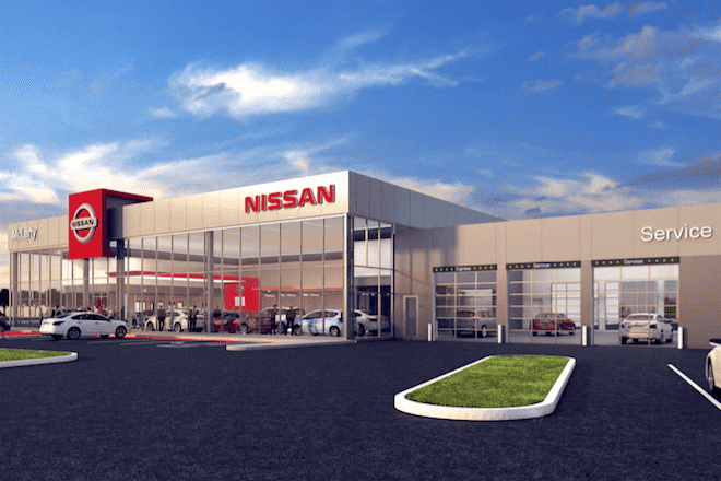 Dealer Nissan Bukittinggi