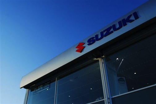 Dealer Suzuki Sungailiat