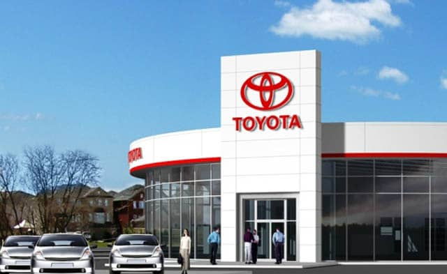 Dealer Toyota Riau