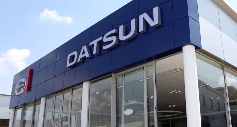 Dealer Datsun Pariaman
