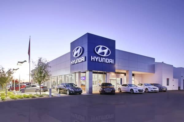 Dealer Hyundai Sampang