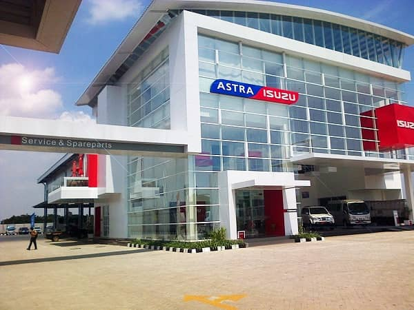 Dealer Isuzu Parit Malintang